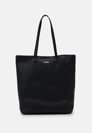 DOWNTOWN - Shopping Bag - black