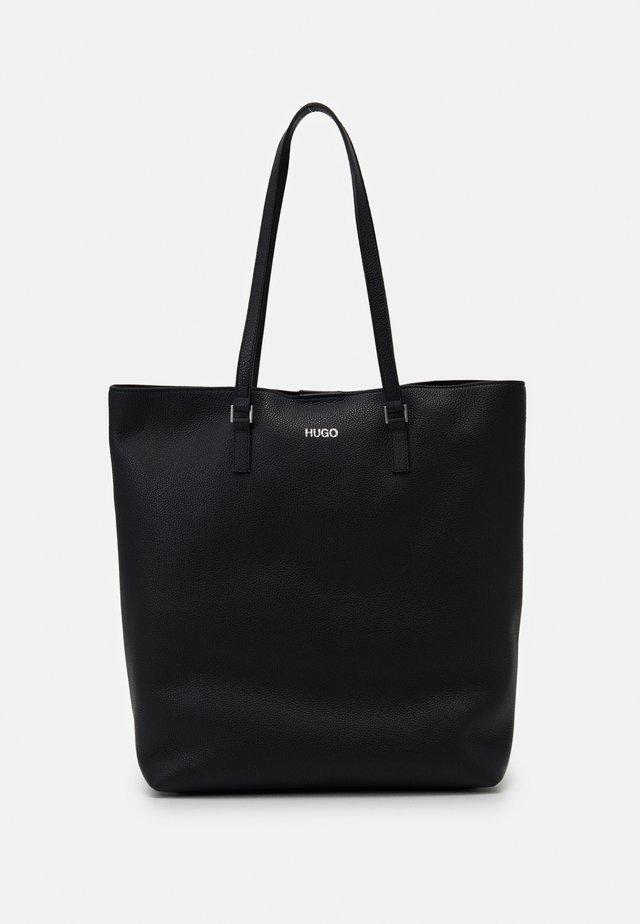 DOWNTOWN - Tote bag - black