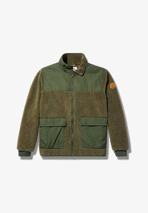 Ecorig Shearl - Fleece jacket - green