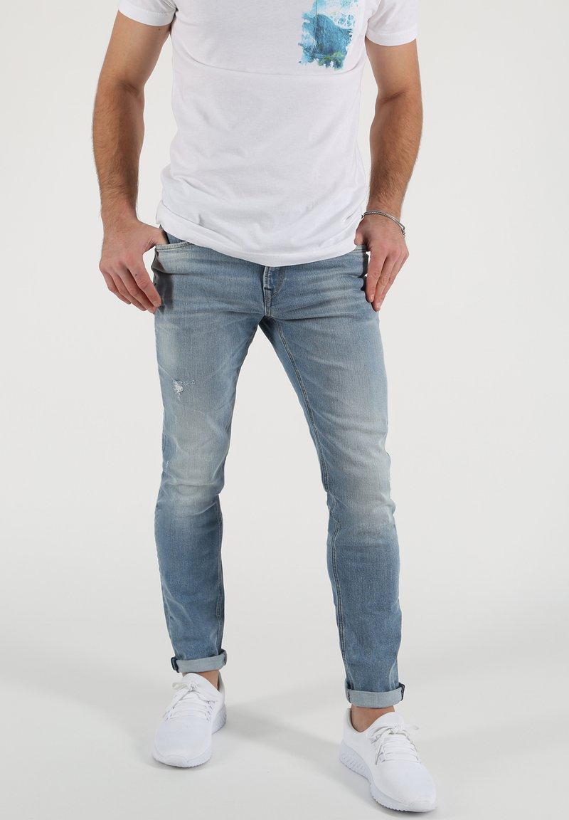 Miracle of Denim - Slim fit jeans - blue denim