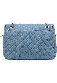 faina - Across body bag - blau denim - 2