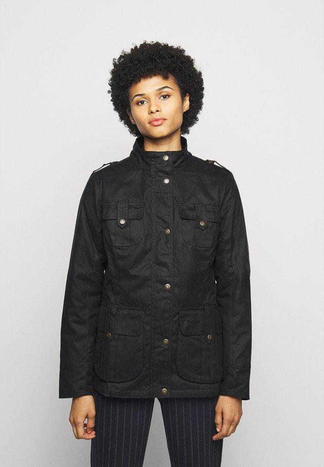 WINTER DEFENCE - Light jacket - navy classic