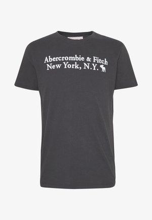 CORE HERITAGE LOGO - T-shirts print - black