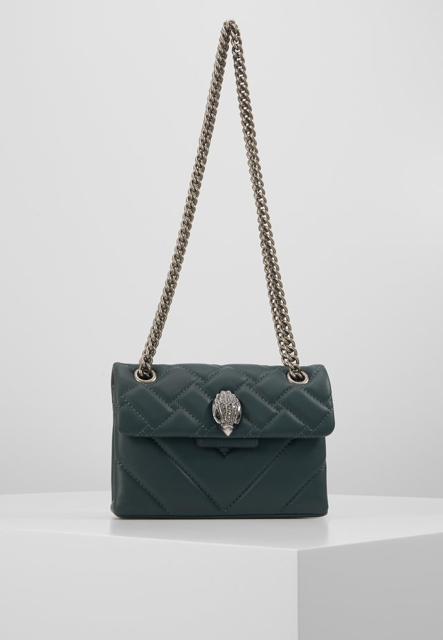 MINI KENSINGTON BAG - Across body bag - teal