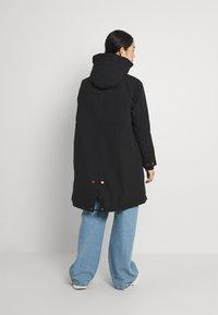 G-Star - HOODED FISHTAIL - Winter coat - black - 2