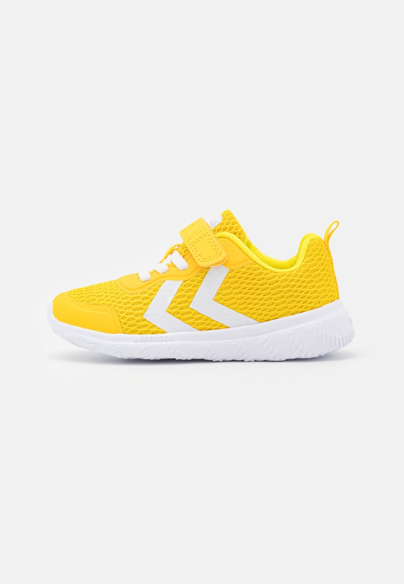 Hummel - ACTUS JR - Sneakers laag - yellow