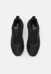 Reebok - RIDGERIDER 6 GTX - Trail running shoes - core black/tech metallic - 3