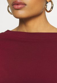 Vero Moda - VMPANDA  - Top sdlouhým rukávem - cabernet - 4