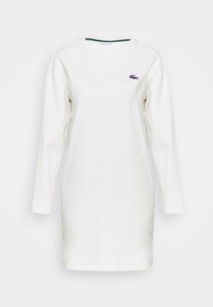 CROC LOGO - Day dress - farine