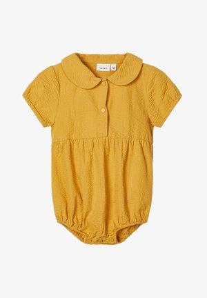 Jumpsuit - amber gold