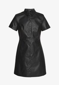 New Look Petite - BELTED DRESS - Shirt dress - black - 4