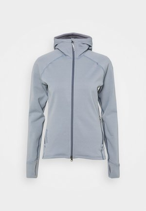 POWER HOUDI  - Fleece jacket - blue