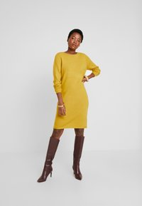 s.Oliver - Jumper dress - curry - 2