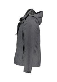 Kaikkialla - Outdoor jacket - anthracite - 2