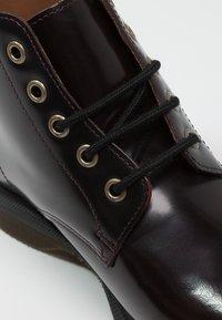 Dr. Martens - EMMELINE - Ankle boots - cherry red - 5