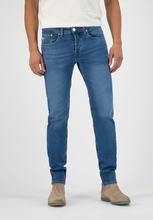 Jeans Tapered Fit - pure blue