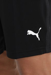 Puma - LIGA TRAINING SHORTS CORE - Sports shorts - black/white - 3