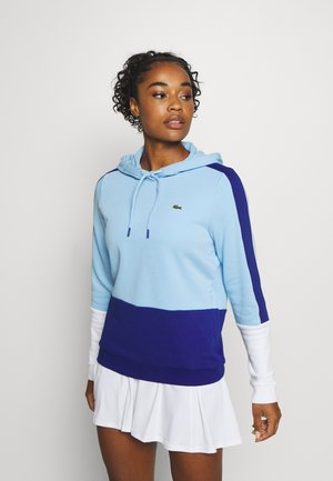 HOODIE - Bluza - overview/cosmic/white
