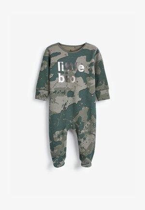 Sleep suit - green