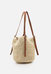 Esprit - ROSIE  - Handbag - cream beige - 1