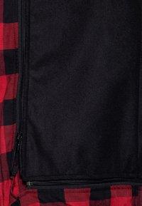 Queen Kerosin - Button-down blouse - rot - 5