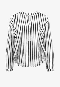 edc by Esprit - STRIPE - Long sleeved top - off white - 3