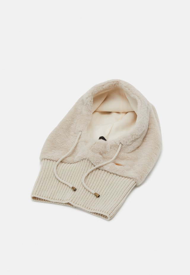 ELIESS HOOD - Bonnet - cream