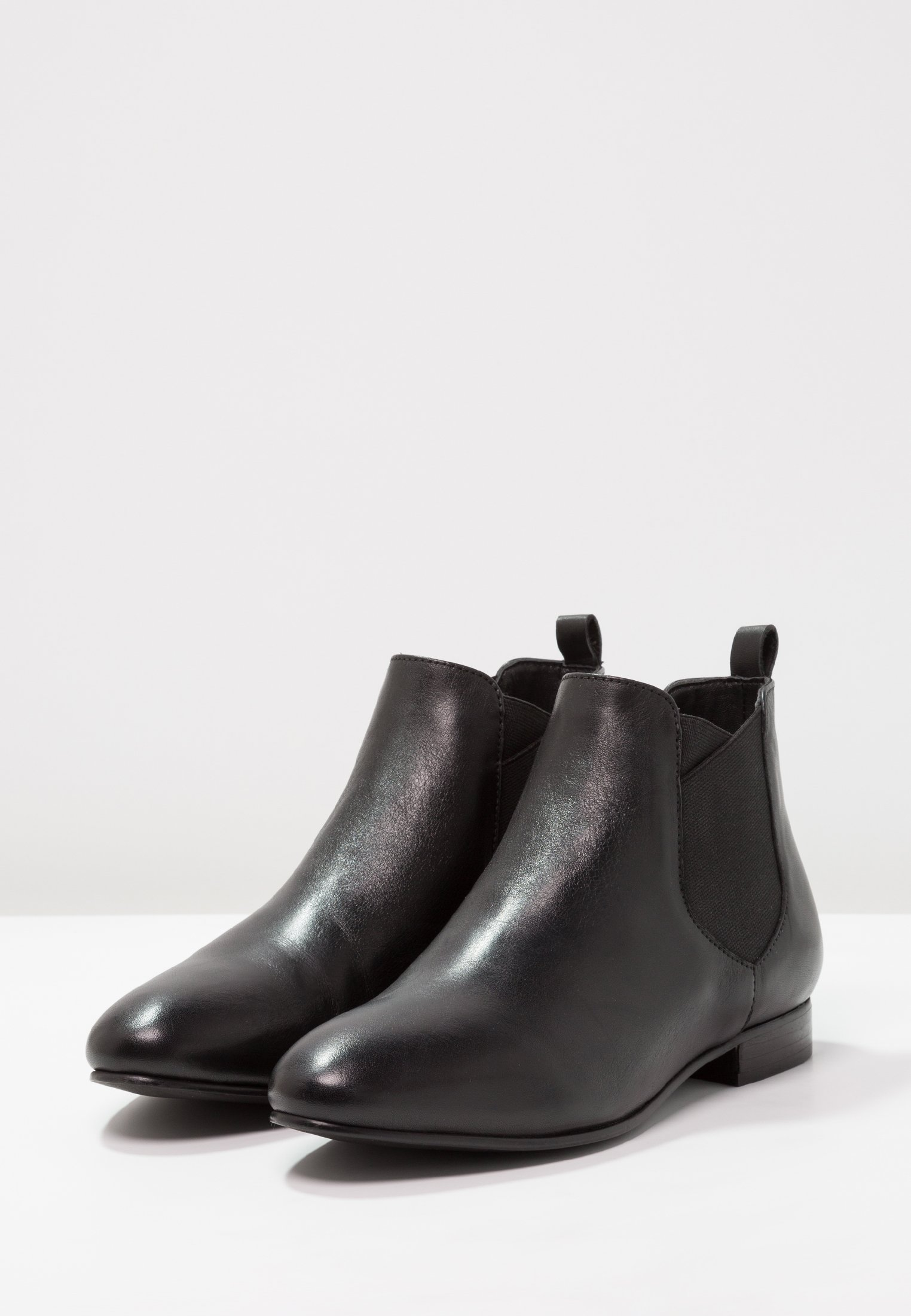 Latest Cheapest Anna Field LEATHER CHELSEAS - Ankle boots - black | women's shoes 2020 qzmsY