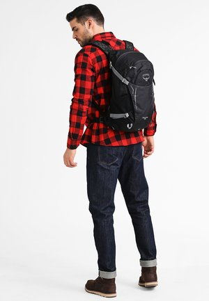 HIKELITE - Hiking rucksack - black