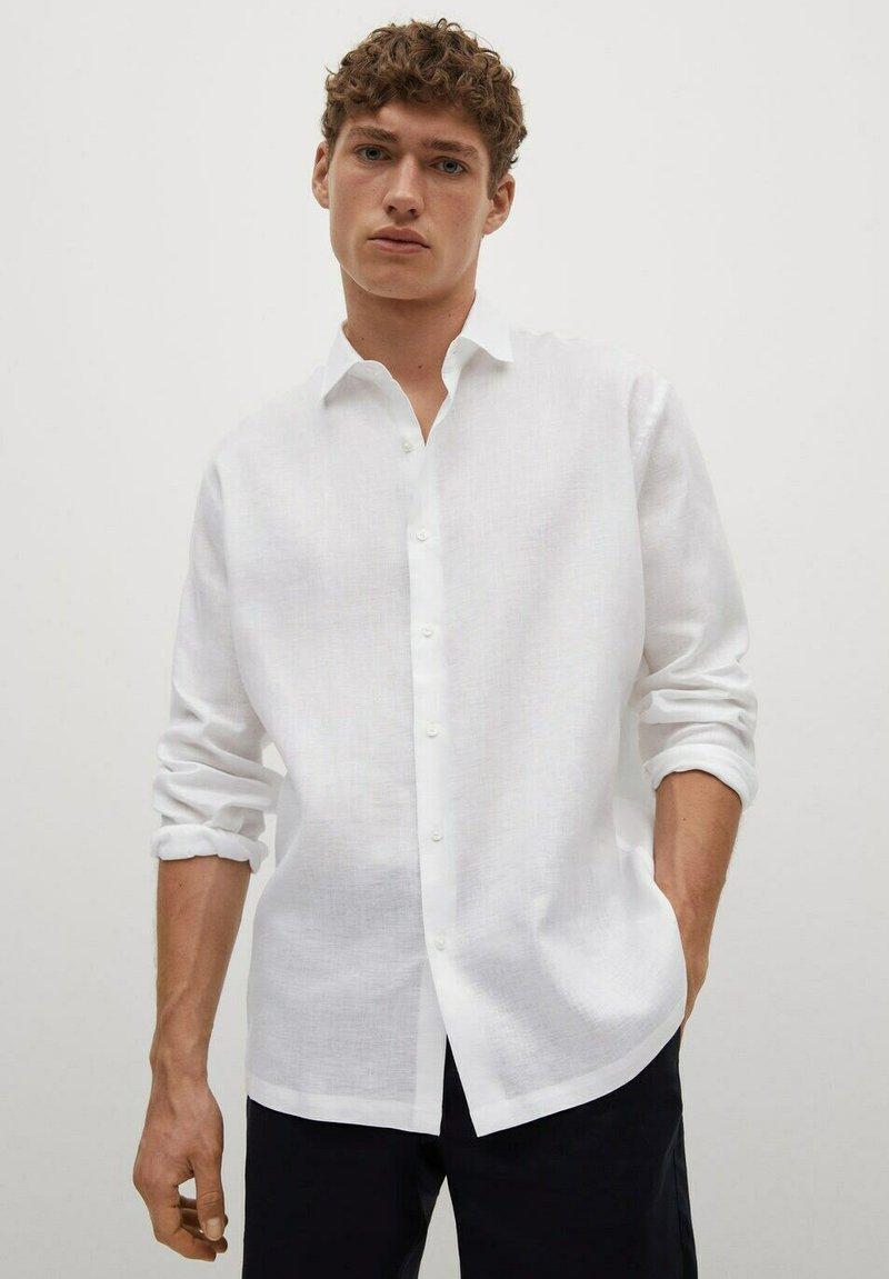 Mango - MEXICO - Skjorta - blanc
