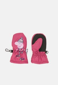 Name it - NMFPEPPAPIG LINE UNISEX - Mittens - deco rose - 0