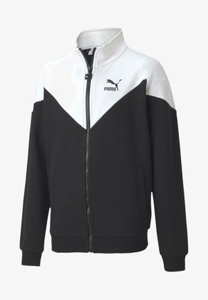 ICONIC MCS YOUTH TRACK  - Training jacket - black