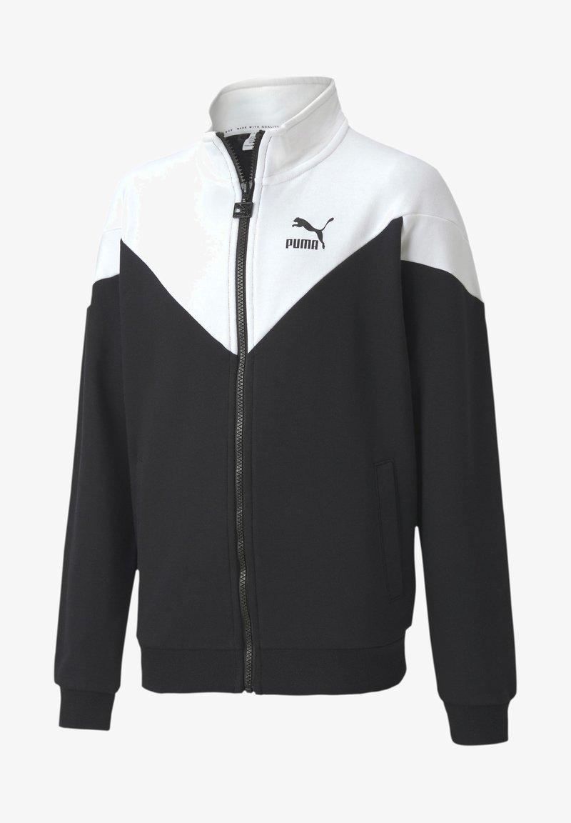 Puma - ICONIC MCS YOUTH TRACK  - Training jacket - black