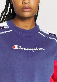 Champion - CREWNECK ROCHESTER - Collegepaita - royal blue - 6