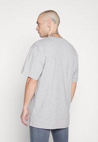 Dickies - PORTERDALE POCKET - T-shirt basic - grey melange - 2