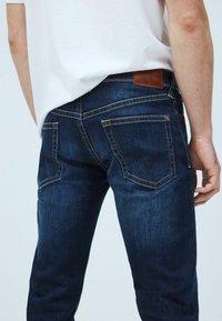 Pepe Jeans - Džíny Slim Fit - denim - 4