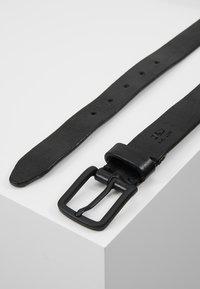 Jack & Jones - JACLEE BELT - Belt - black - 2