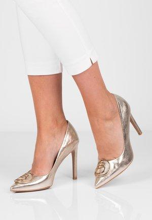 EVA - High heels - złoty