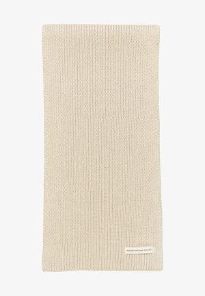 Sjaal - sandy melange