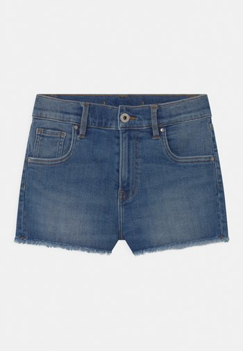 PATTY  - Denim shorts - denim