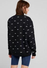 Obey Clothing - DUBOIS CREW - Sweatshirt - black - 2