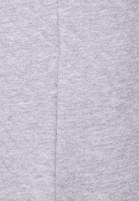 Missguided - QUILTED - Tracksuit bottoms - grey - 2