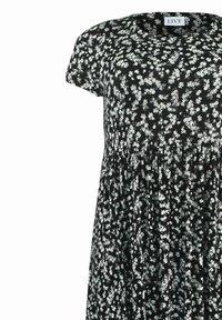 Live Unlimited London - Jersey dress - black - 3