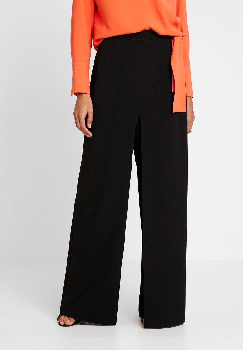 Adrianna Papell - PANT - Trousers - black