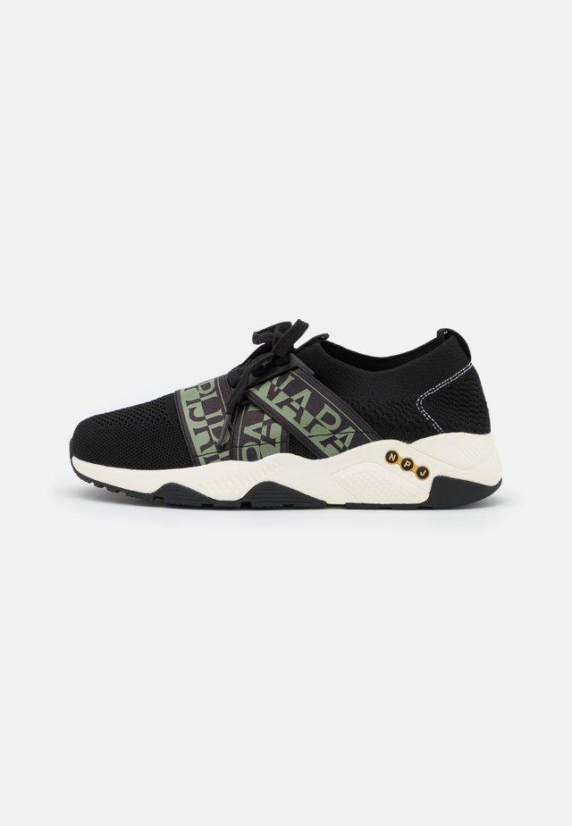 LEAF - Sneakers - black
