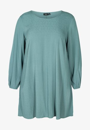 LONG SLEEVE - Tunic - green