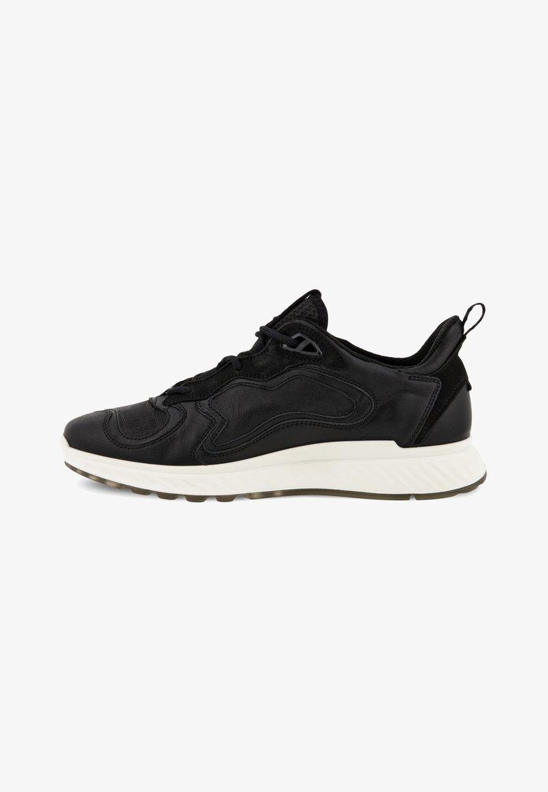 ECCO - ST.1 W - Sneakers basse - black
