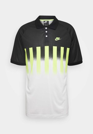 RE ISSUE - Poloshirts - volt/black