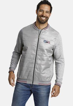 SIEM - Zip-up hoodie - light grey