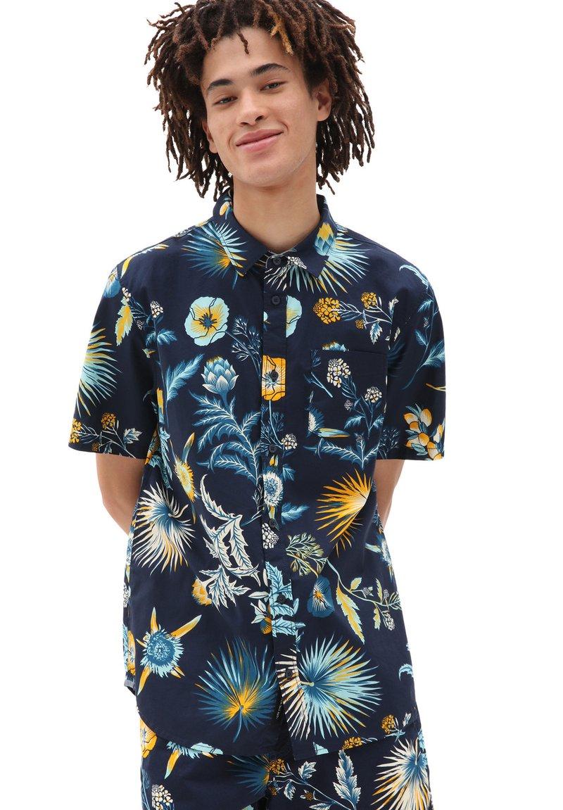 Vans - CALIFAS - Shirt - dress blues/califas